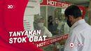 Jokowi Telepon Menkes: Saya Cari Obat Antivirus Nggak Ada