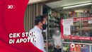 Momen Jokowi Dadakan ke Apotek di Bogor,  Cek Sejumlah Obat Antivirus