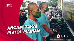 Dua Pria di Cianjur Ngaku Polisi Buat Rampas Kendaraan Warga