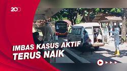 100-an Pasien Isoman di Klaten Dipindah ke Asrama Haji Donohudan