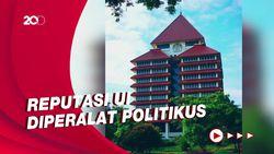 Guru Besar UI: Revisi Statuta UI Terkait Agenda Politik 2024
