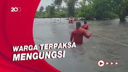 Sejumlah Wilayah di Filipina Banjir Parah Akibat Topan In-fa