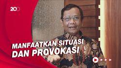 Mahfud Md soal Seruan Demo Jokowi End Game: Hati-hati Ada Kelompok Tak Murni!