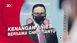 Ekonom Christianto Wibisono Wafat, Anies Kenang Momen saat Dibantu Skripsi