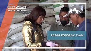 Pasar Telek Ayam, Berbau Busuk Namun Harum Penjualannya di Jalan Raya Dieng