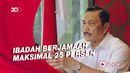PPKM Level 3: Mal-Tempat Ibadah Boleh Beroperasi, Tapi...