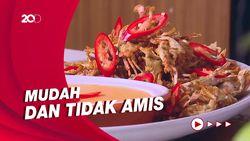 Masak Masak: Resep Baby Crab Saus Telur Asin