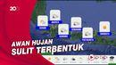 Masa Udara Kering Mendominasi Pulau Jawa dan Sebagian Sumatera