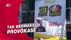 Bikin Promo Buy 1 Get 1 Kecuali Presiden, Ini Kata Pemilik Warung Ramen