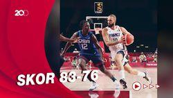 Prancis Kalahkan Tim Basket Amerika Serikat di Olimpiade Tokyo