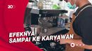 Pengusaha Kafe Ini Sesalkan Peraturan PPKM yang Berubah-ubah!