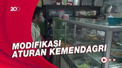 Makan di Tempat di Semarang Dibatasi 30%, Bukan 3 Orang