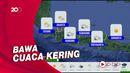 AnginMonsun Australia Pengaruhi Cuaca di Indonesia
