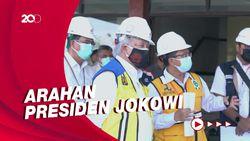 Menteri PUPR Cek Persiapan Asrama Haji Donohudan Jadi RSDC