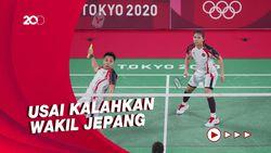 Olimpiade Tokyo 2020: Greysia/Apriyani Juara Grup A