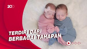 Cara Pijat Tangan hingga Punggung Bayi yang Benar ala Kemenkes
