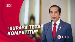 Amanat Jokowi untuk Universitas Tua: Lakukan Peremajaan Sistem!