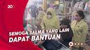 Bocah Penjual Gorengan di Sukabumi Akhirnya Kembali Bersekolah