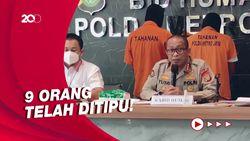 Polisi Periksa Dua Penipu Rekrutmen Satpol-PP DKI