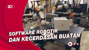 Google Alphabet Siap Bikin Robot Industrial Bernama Inteinsic