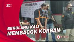 Polisi Cerita Detik-detik Pembacokan Sadis Ketua MUI Labura