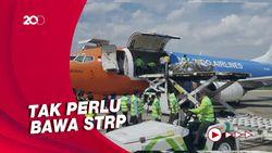 Aturan Terbaru Naik Pesawat Selama Perpanjangan PPKM Level 4
