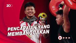 Bangga! Perunggu untuk Indonesia dari Rahmat Erwin