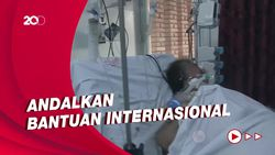 Tunisia Darurat Oksigen Akibat Lonjakan Kasus Covid-19