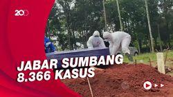 Jawa Barat Tertinggi, Ini Sebaran 47.791 Kasus Covid-19 RI Per 28 Juli