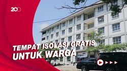 Asrama Mahasiswa UNS Solo Jadi Lokasi Isolasi Pasien Covid-19