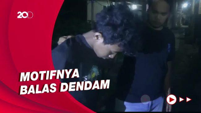 6 Remaja Pelaku Pengeroyokan Seorang Pemuda di Makassar Ditangkap!