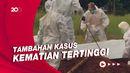 Kasus Sembuh Harian Covid-19 Indonesia Tertinggi Kedua di Dunia