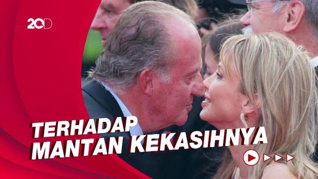 Mantan Raja Spanyol Juan Carlos Dituduh Lakukan Pelecehan