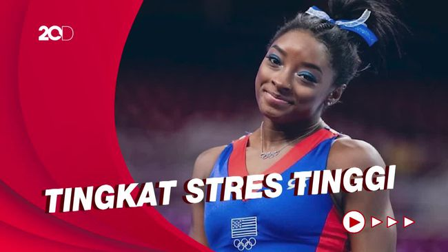 Fokus Kesehatan Mental, Simone Biles Mundur dari Olimpiade 2020