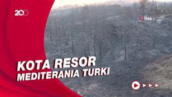 3 Orang Tewas Akibat Kebakaran Hutan Hebat di Turki