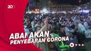 Ribuan Warga Irak  Rayakan Hari Besar Keagamaan Saat Corona Menggila