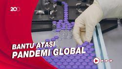 Inggris Akan Kirim 600 Ribu Vaksin Covid-19 ke Indonesia