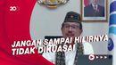 Menteri Johnny Ungkap Pesan Jokowi soal Infrastruktur Digital RI