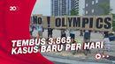 Corona Meroket, Warga Jepang Demo Tolak Olimpiade Tokyo 2020