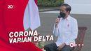 Jokowi: Covid-19 di Jawa Melandai, Tapi di Luar Jawa Naik