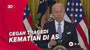 Joe Biden Wajibkan Pekerja Federal di AS Divaksinasi dan Bermasker