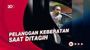 Heboh! Petugas PLN di Medan Diludahi Saat Tagih Tunggakan Listrik