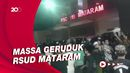 Kata Polisi soal Warga NTB Jemput Paksa Jenazah Pasien Corona