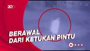Cerita Pemilik CCTV soal Sosok Putih Misterius di Sumut