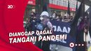 Ratusan Warga Malaysia Demo Desak PM Muhyiddin Mundur