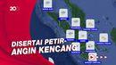 Potensi Hujan Lebat di Beberapa Wilayah Indonesia