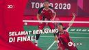 Gegap Gempita Netizen Rayakan Greysia/Apriyani ke Final Olimpiade