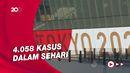 Tokyo Catatkan Rekor Lonjakan Covid-19 di Tengah Olimpiade