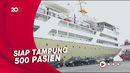 Ada Kapal Isolasi Apung Pasien Covid-19 di Makassar