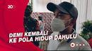 Ruben Onsu Ajak Seluruh Masyarakat untuk Tidak Takut Vaksinasi Corona